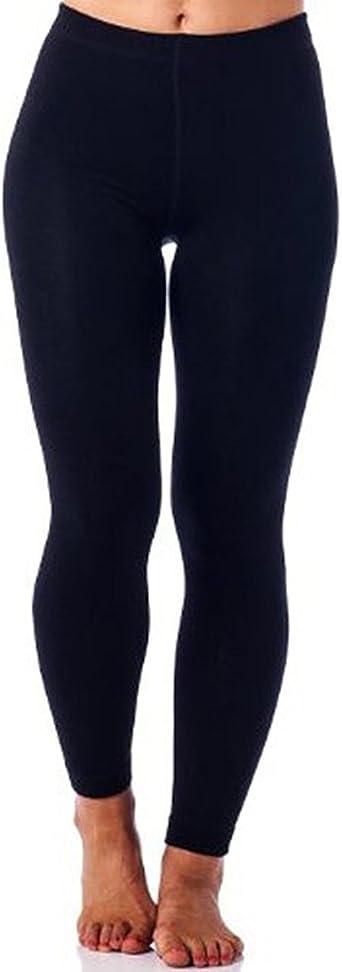 Women S Fleece Lined Leggings Black Warm Winter Leggings Sizes S 4x Plus Size At Amazon Women S Clothing Store