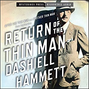 Return of the Thin Man Hörbuch