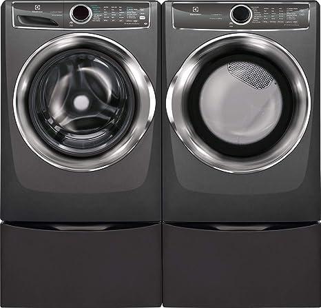 Electrolux EPWD257UTT - Par de lavadoras de carga frontal de ...