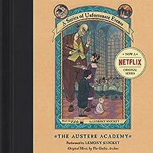 The Austere Academy: A Series of Unfortunate Events #5 | Livre audio Auteur(s) : Lemony Snicket Narrateur(s) : Lemony Snicket