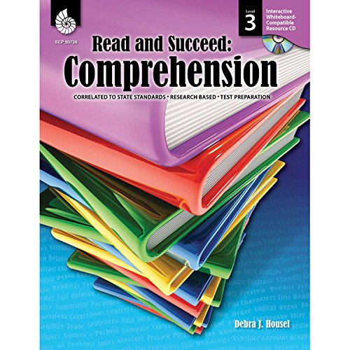 mprehension Level 3 (Three Level Reading Guide)