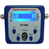 0.2 Db 950-2150MHz Range SF-95 Satellite Finder Meter for Directv SaferCCTV TM