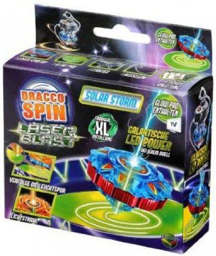 Dracco Spin - Dracco Spin Laser - Toupie lumineuse - 4895069055667 ...