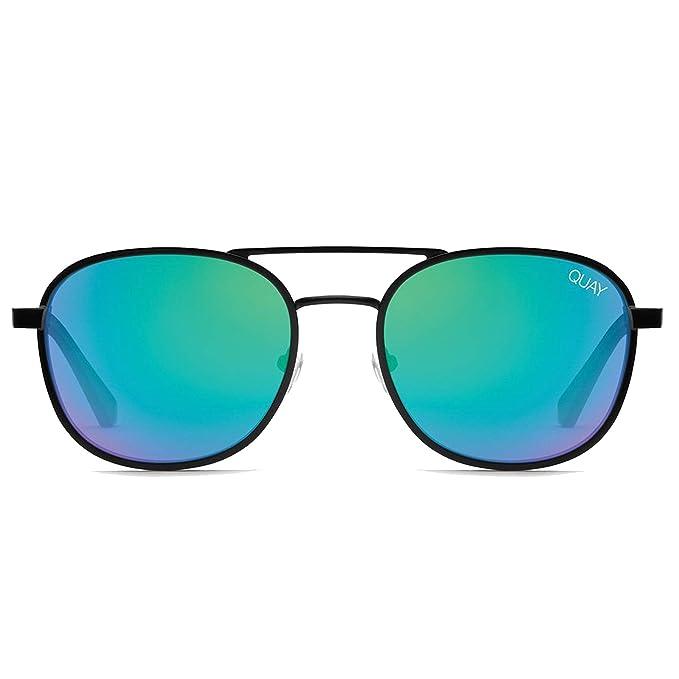 Amazon.com: Quay Australia Apollo - Gafas de sol para hombre ...