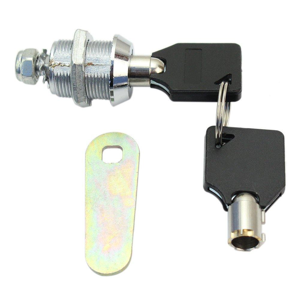 Cam Lock For Door Cabinet Drawer Cupboard Locker 2 Keys Security Home Locks 18mm Pinzhi SPQLUF362