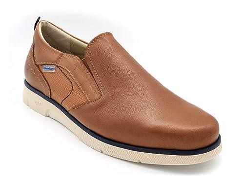 Zapato Mocasin Himalaya M-2710 Marron - Marron, 41: Amazon.es: Zapatos y complementos