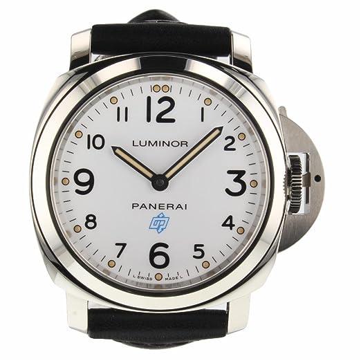 Panerai Luminor PAM00630 - Reloj mecánico de Cuerda Manual para Hombre (Certificado de Propiedad previa