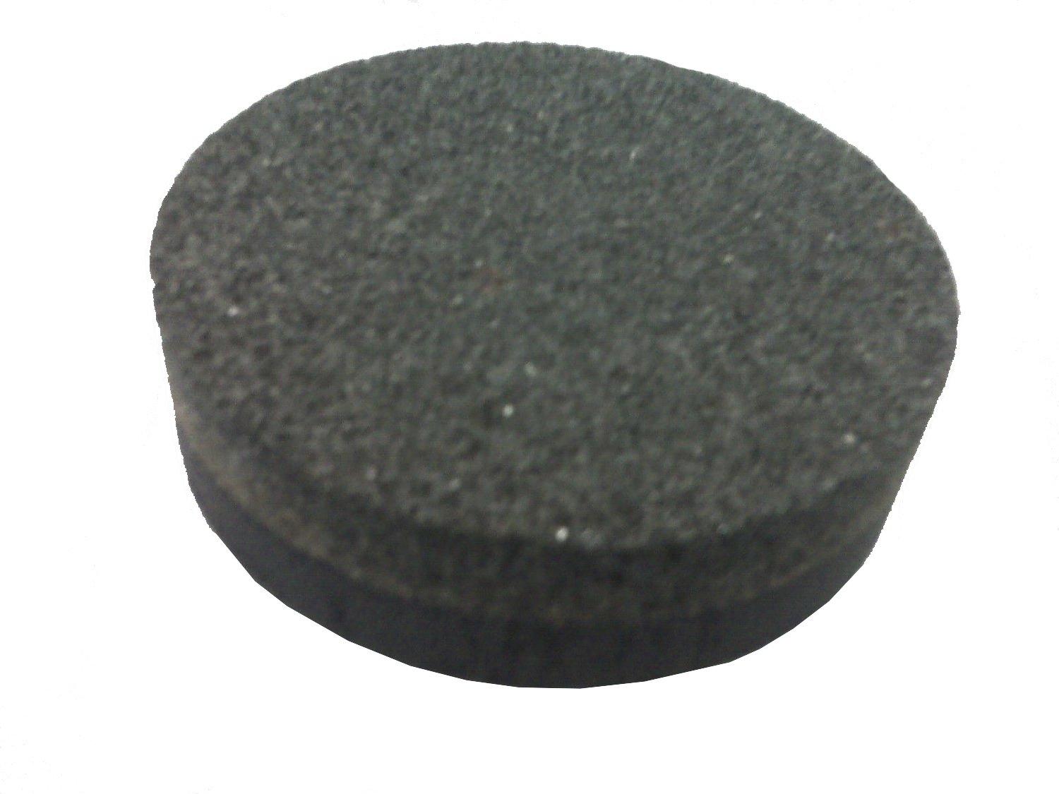 Tool Bays Combination Round Stone, Dual Grit: Two Stones in One. Coarse on One Side and Fine on the Other Side. 4'' Diameter X 1'' Round Stone