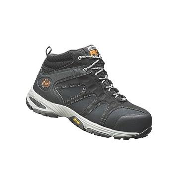 Noir Wildcard 11 Mid Timberland Chaussures Pro Taille De Sécurité W6qWfTYwa