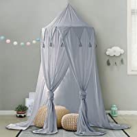 Dix-Rainbow Bed Canopy Unique Pendant Lace Mosquito Net Play Tent Bedding for Kids Playing & Amazon Best Sellers: Best Kidsu0027 Bed Canopies
