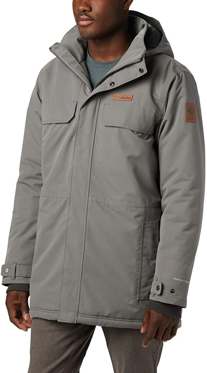 Columbia Mens Rugged Path Parka