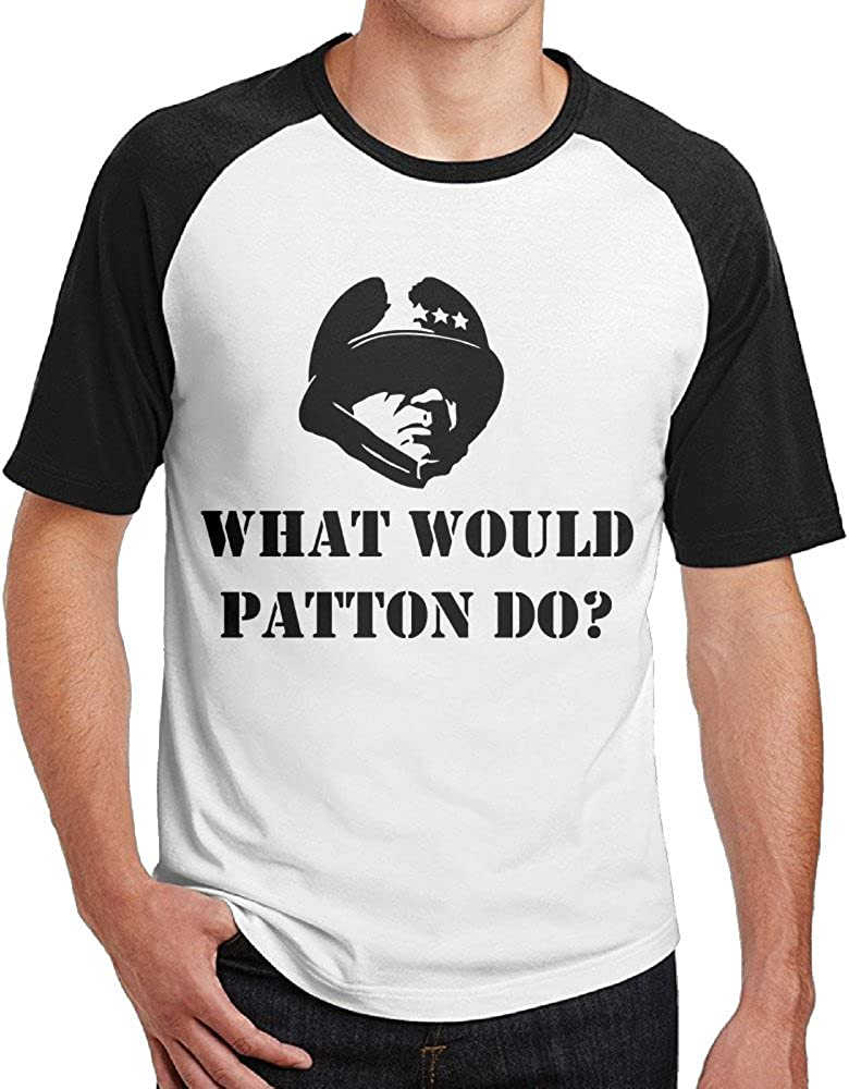 General Patton What Would Patton Do Wwpd Mens Casual Short Trouser