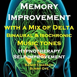 Memory Improvement - with a Mix of Delta Binaural Isochronic Tones