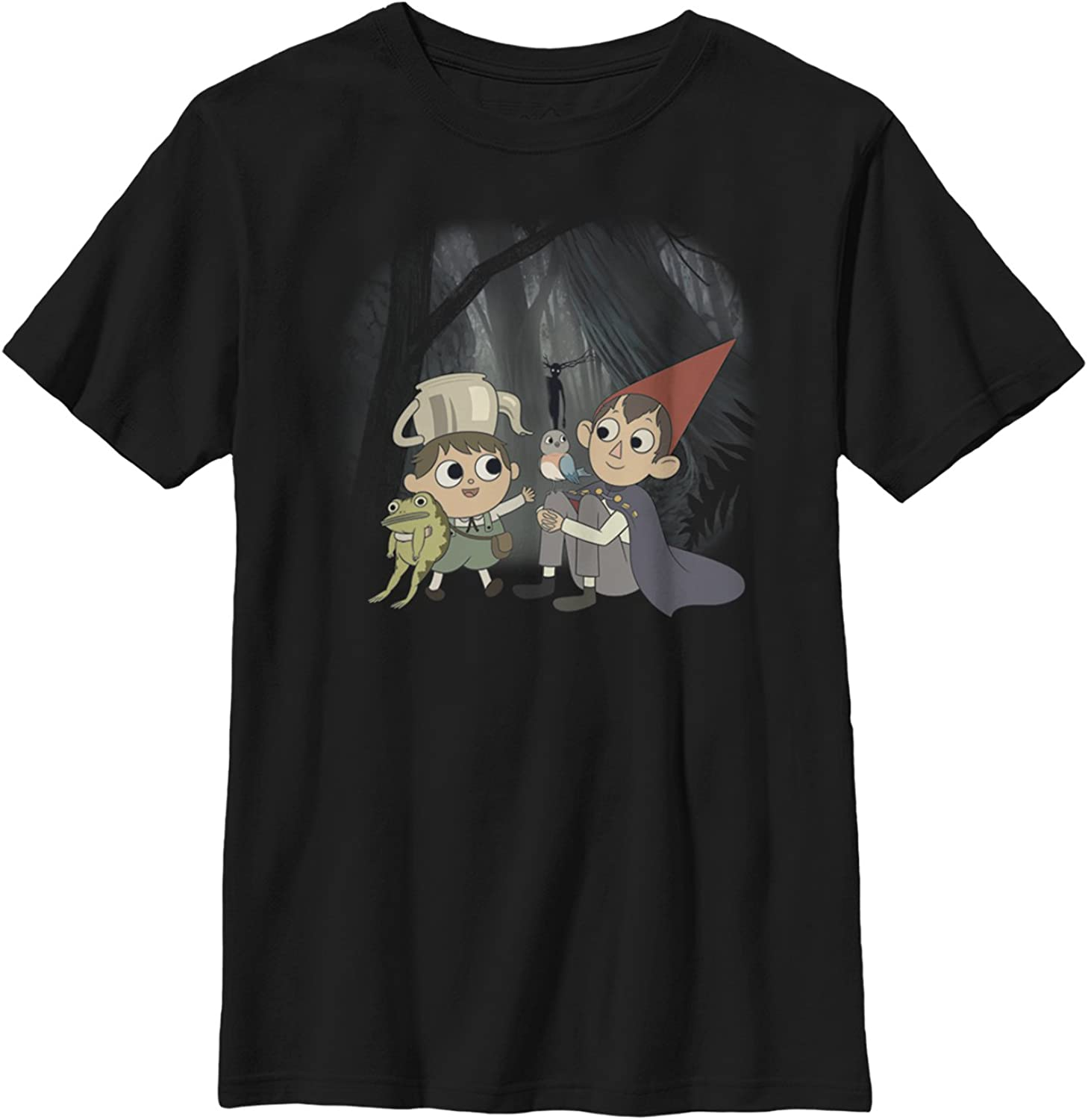 Boy's Over The Garden Wall I See You T-Shirt