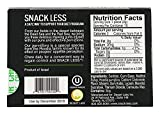 Snack Less Chewing Gum - Chew Your Cravings Away! Mint Flavor (Case of 12)
