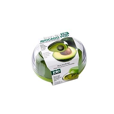 MSC International 31024 Joie Avocado Pod Food Saver, 12-Ounce Capacity, Green