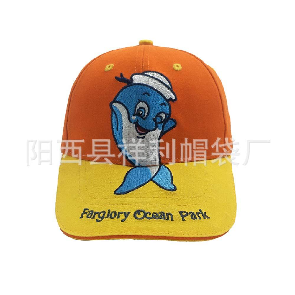 woyaochudan Sombrero para niños Primavera y Verano Visera para el ...