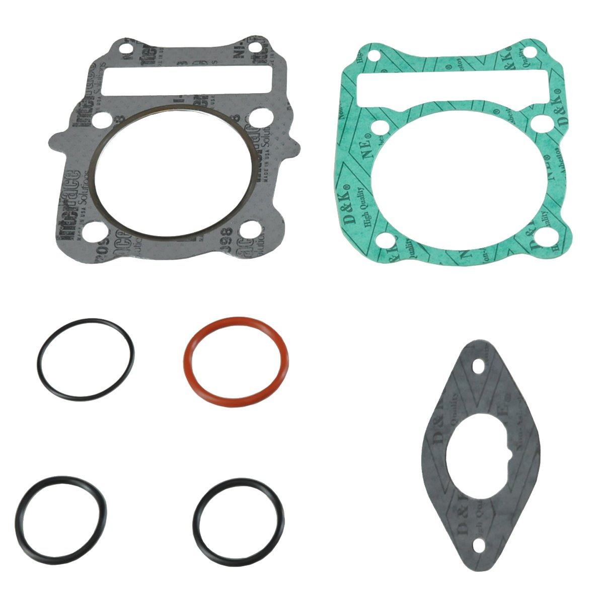 Arctic Cat 300 4X4 1998-2003 Tusk Top End Gasket Kit Fits