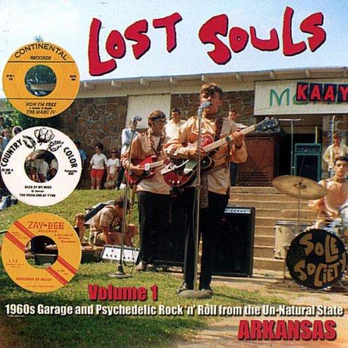 Lost Souls Volume 1 - 1960s Ga...
