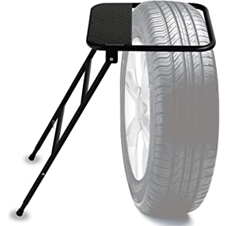 Max 13.8 Tire Width Anti Slip Finish for Pickup Truck SUV Adjustable Size KAYCENTOP Tire Step Tire Mounted Auto Step Over Tire Climber Step
