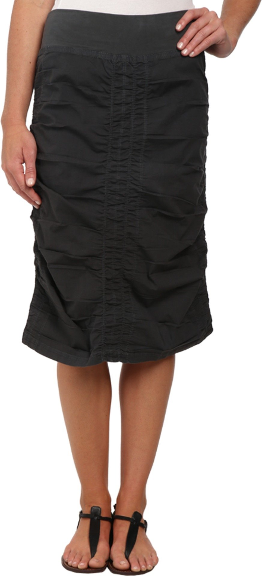 XCVI Women's Trace Back Skirt Black Skirt
