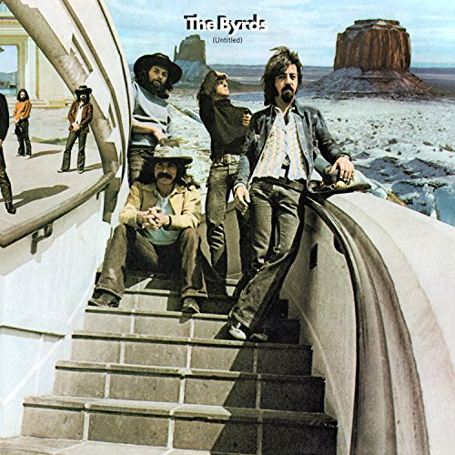 Vinilo : The Byrds - Untitled (180 Gram Vinyl, Limited Edition, Gatefold LP Jacket, 2 Disc)