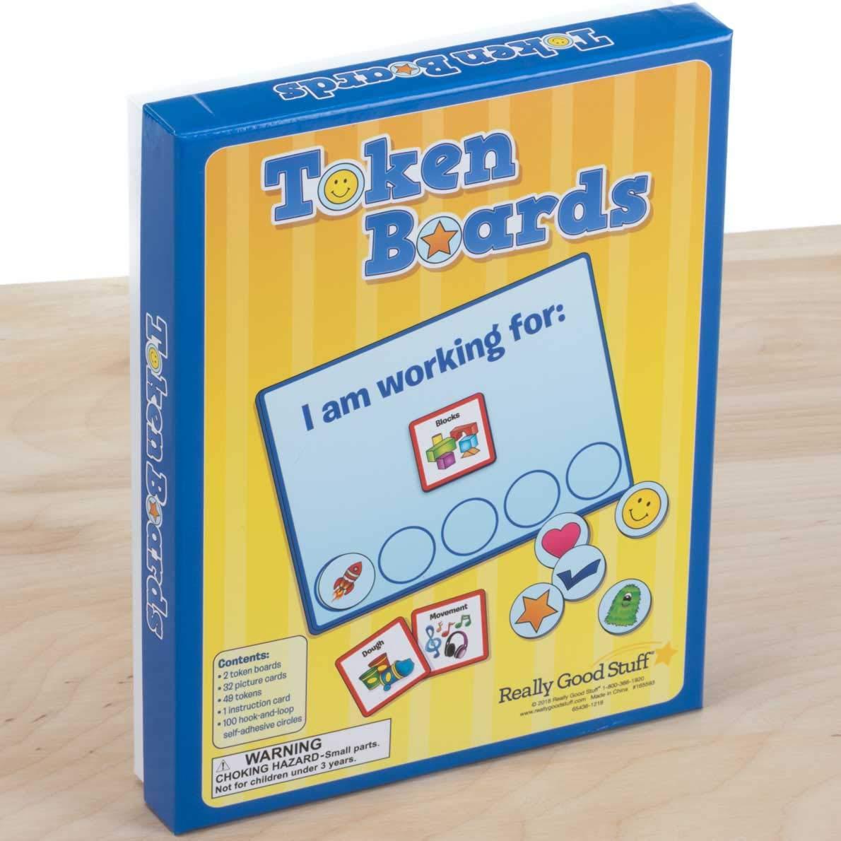 Really Good Stuff Token Boards