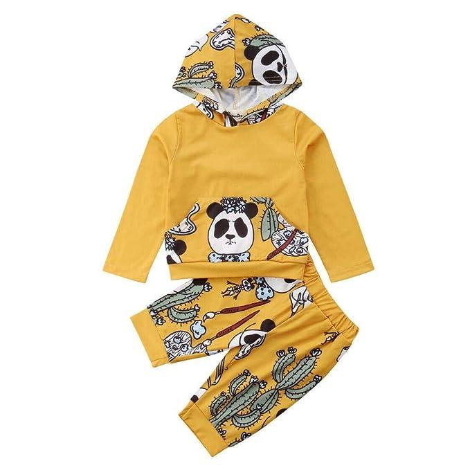 Conquro Suéter con Capucha de Manga Larga para niños con ...