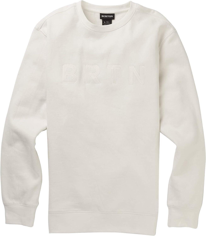 Burton Mens BRTN Crew Sweatshirt