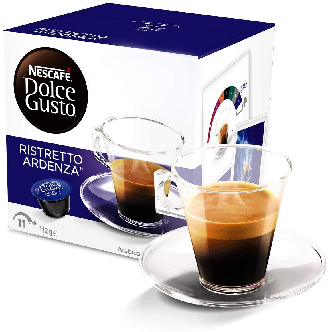 Nestlé Nescafe Dolce Gusto - Cafetera con sabor a ardenza ...