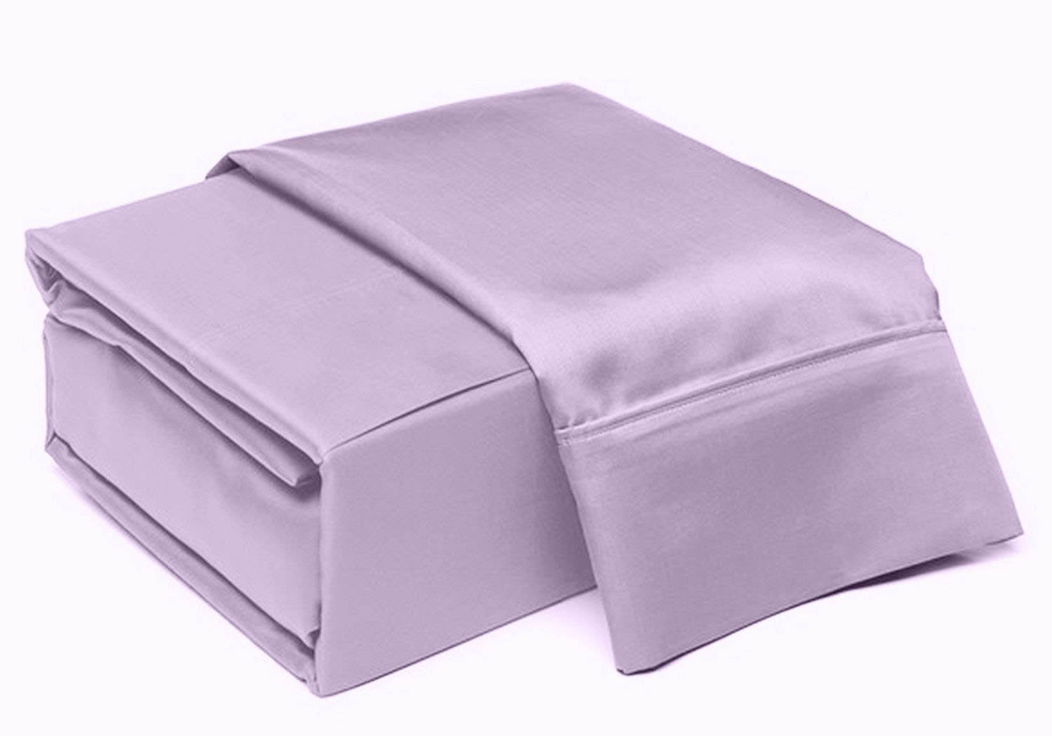 54x80 Luxury Soft Egyptian Cotton Fitted Sheet for Full XL Size 1 Piece Bedding Fitted Sheet 600 Thread Count Burgundy Solid Mattress