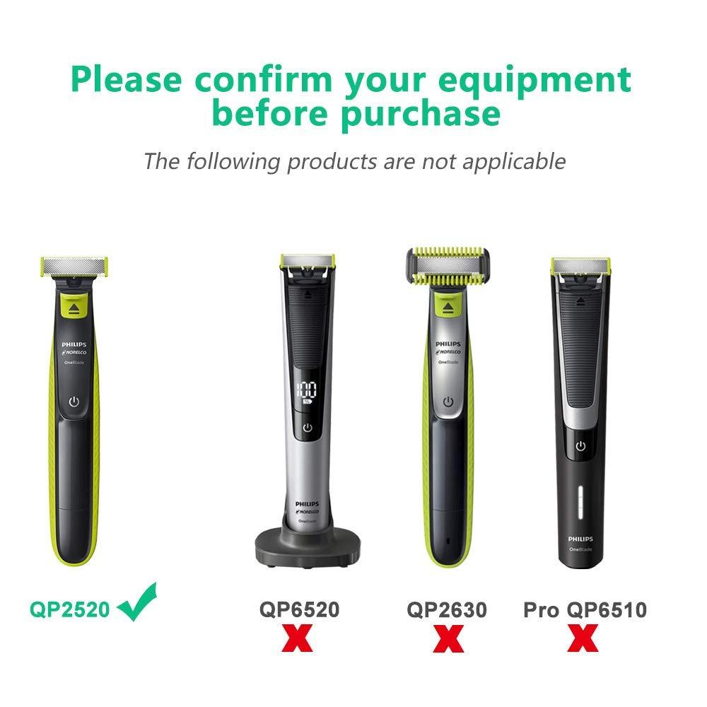 Amazon.com: BENSN Cargador de repuesto para afeitadora ...