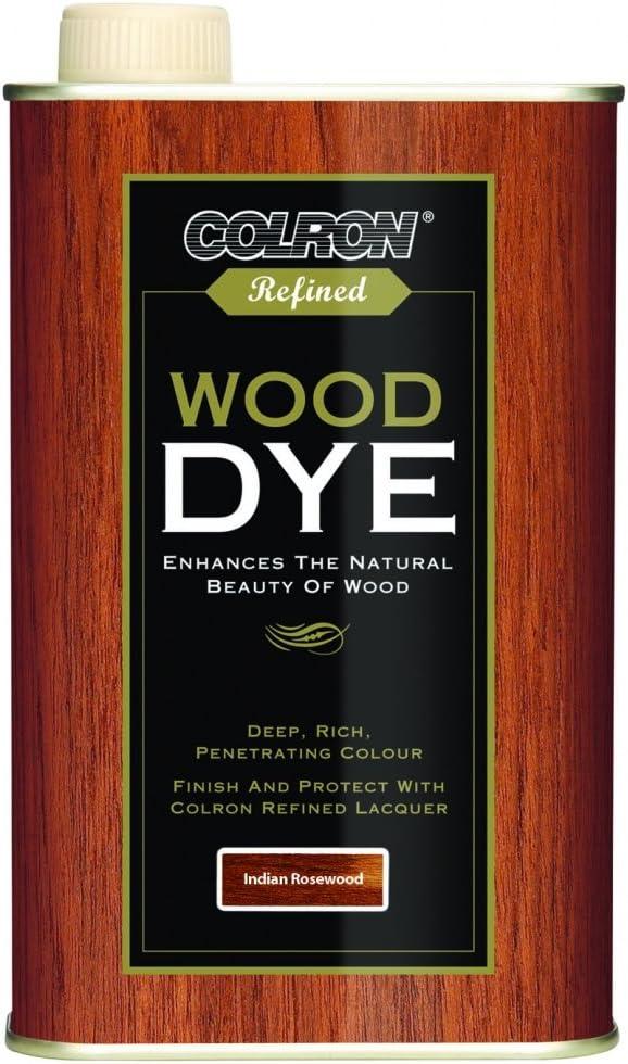Colron refinado Madera tinte 250ml Indian Rosewood