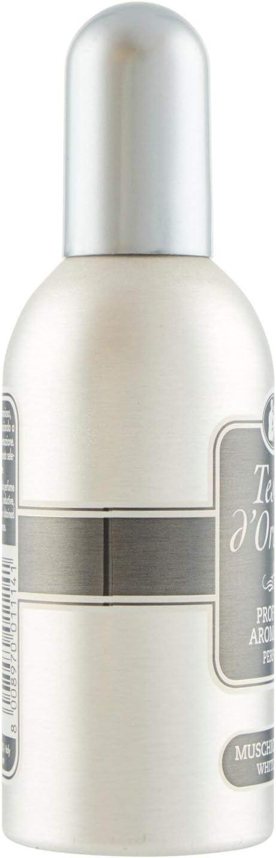 Tesori dOriente - Perfume aromático, almizcle blanco, 100 ml: Amazon.es: Belleza