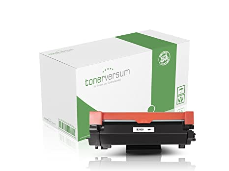 Accessori Per Ufficio : Tonerversum cartuccia di toner premium nero compatibile con