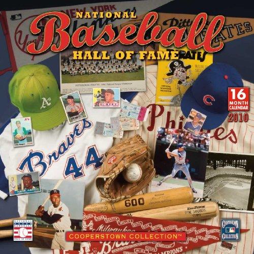 Planner 2010 Wall Calendar - Baseball Hall of Fame 2010 Wall Calendar