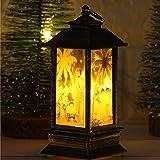 Christmas Decoration Light,Vanvler Xmas Candle with