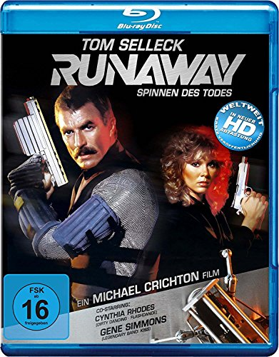 Runaway ( Run away ) [ Blu-Ray, Reg.A/B/C Import - Germany ]