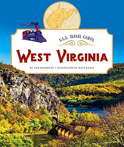 West Virginia (U.S.A. Travel Guides)