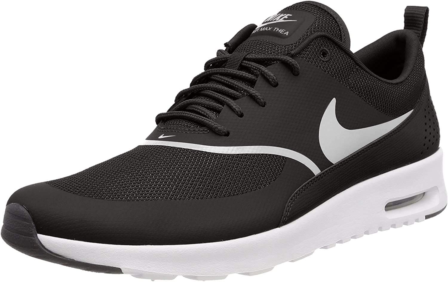 air max thea black and white
