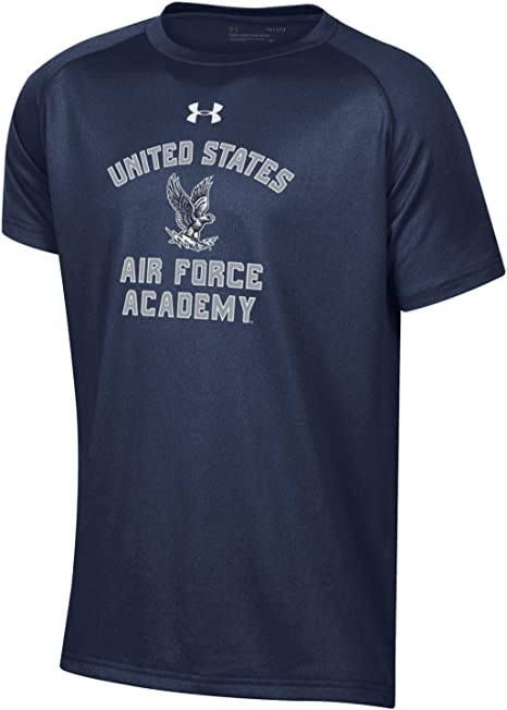 New with tags!!! UNITED STATES AIR FORCE ACADEMY USAF Falcons TShirt White