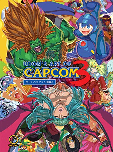 UDON's Art of Capcom 3 - Hardcov...