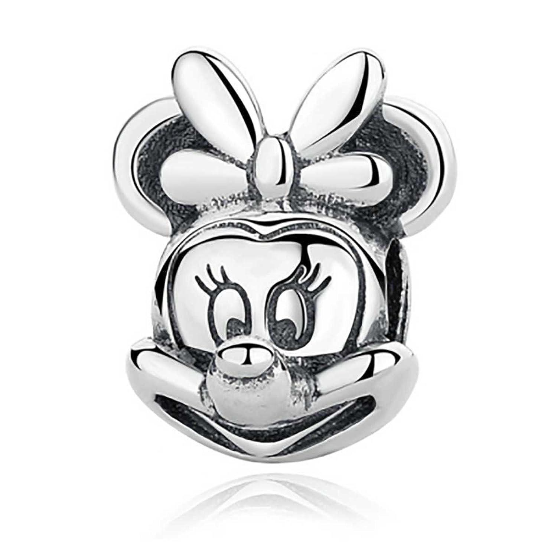 Charms  Plata de Ley para pulseras para charms tipo Pandora Chamilia