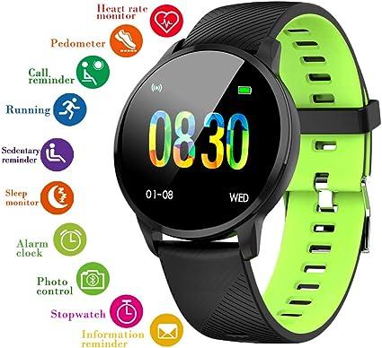Amazon.com: Reloj inteligente UWINMO, rastreador de salud ...
