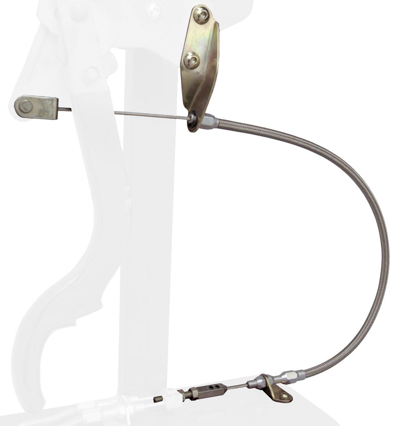 Lokar EC-8003U Black Connector Cable
