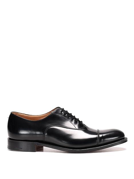 Chaussures à lacets CHURCHS Seaforth cuir Homme NoirChurchs bU9PlRZ