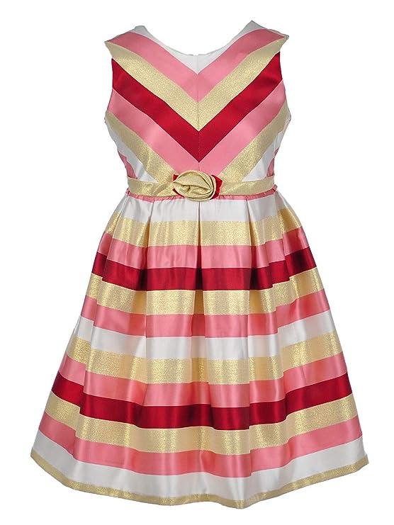 60s 70s Kids Costumes & Clothing Girls & Boys  Girls Plus Size Dress Bonnie Jean $39.99 AT vintagedancer.com