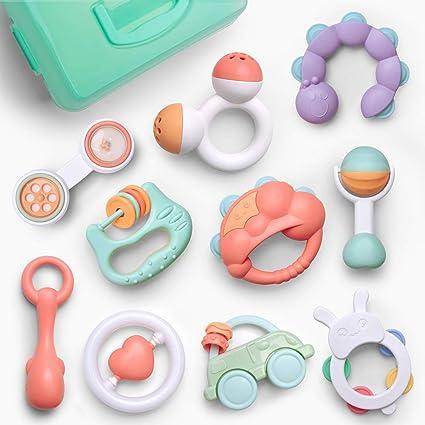 Amazon.com: Gizmovine - Juego de juguetes para bebé ...
