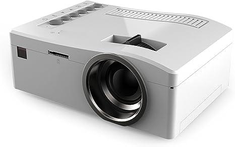 UC18 HD 1080P Mini Proyector Mini LED proyector portátil proyector ...