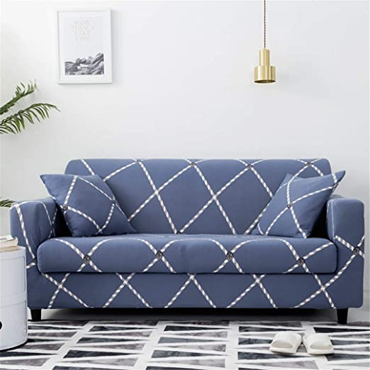 Ranferuyk - Funda de sofá elástica para Sala de Estar o sofá ...